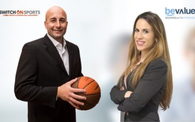 Switch on Sports y BeValue se alían para impulsar la motivación en las empresas aplicando valores deportivos y ejecutivos